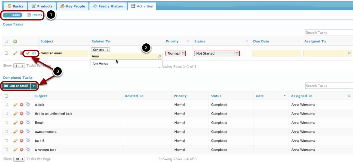 Build An Activities Related List Tab Skuid V1102 Documentation